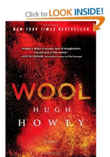 Okładka książki Wool