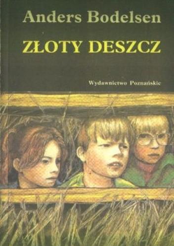 Okładka książki Złoty deszcz