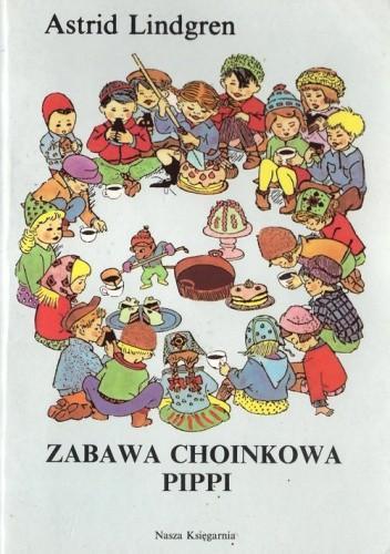 Okładka książki Zabawa choinkowa Pippi