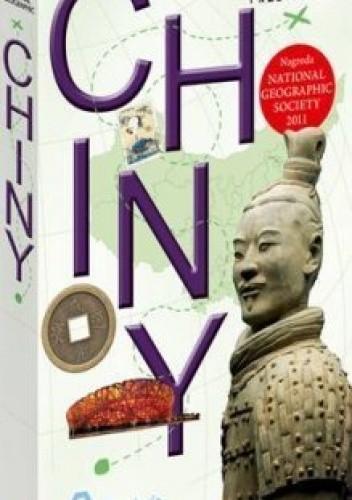 Okładka książki Chiny. Wakacje na walizkach