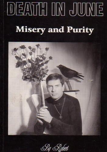 Okładka książki Death In June: Misery And Purity