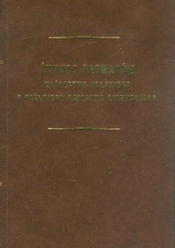 Okładka książki Żywoty Hetmanów Królestwa Polskiego i Wielkiego Księstwa Litewskiego