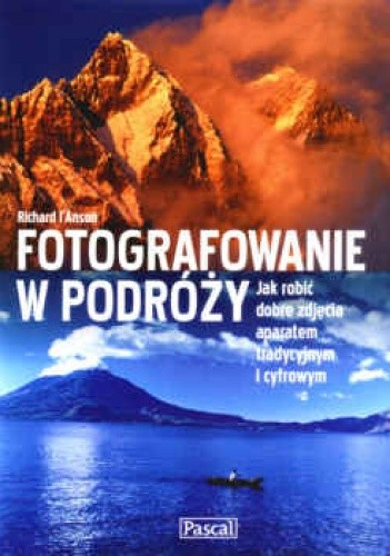 Okładka książki Fotografowanie w podróży