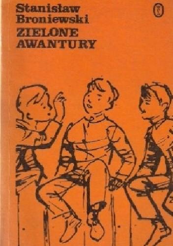 Okładka książki Zielone awantury