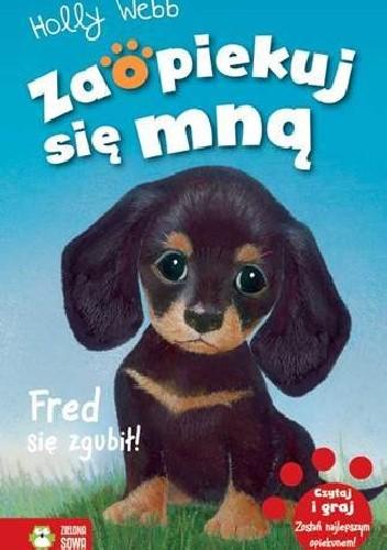 Okładka książki Fred się zgubił!