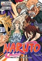 Naruto tom 59 - Pięciu Kage ramie w ramię