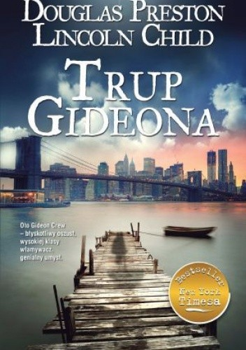 Trup Gideona - Douglas Preston
