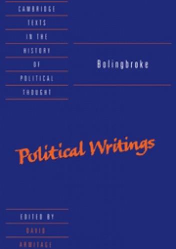 Okładka książki Political Writings