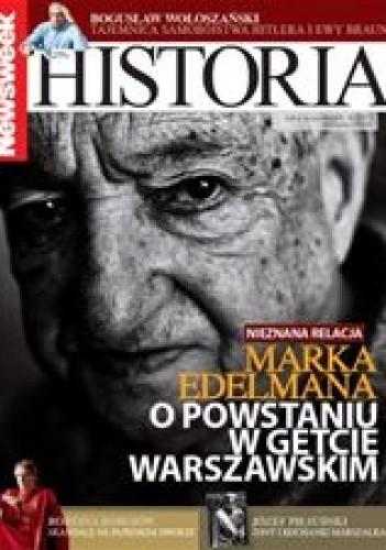 Okładka książki Newsweek Historia nr 4/2013