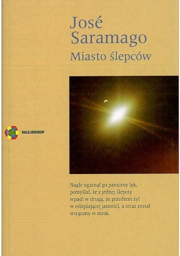 Okładka książki Miasto ślepców