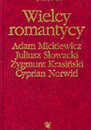 Okładka książki Wielcy romantycy