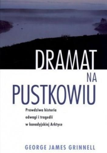Okładka książki Dramat na pustkowiu