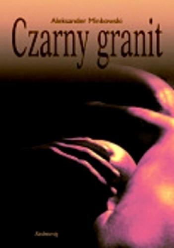 Okładka książki Czarny granit