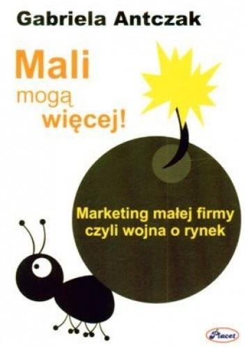 Okładka książki Mali mogą więcej!