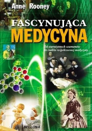 Okładka książki Fascynująca medycyna
