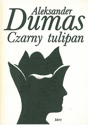 Okładka książki Czarny tulipan
