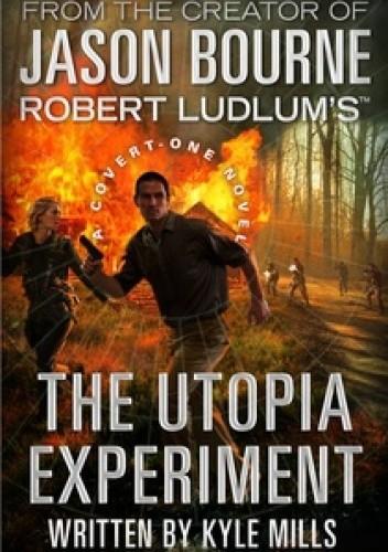 Okładka książki The Utopia Experiment