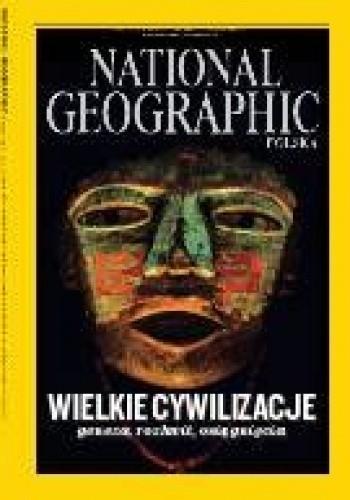 Okładka książki National Geographic 04/2013 (163)