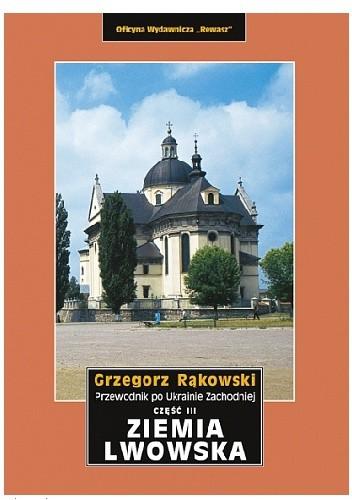 Okładka książki Ziemia Lwowska