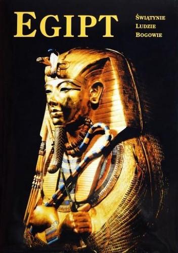 Okładka książki Egipt. Świątynie, ludzie, bogowie