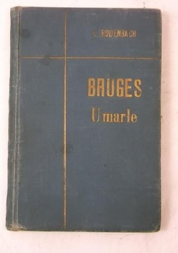 Okładka książki Bruges umarłe