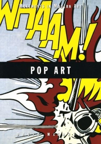 Okładka książki Movements in modern art: Pop Art