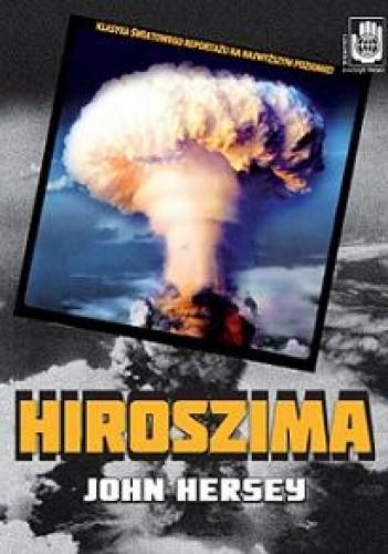 Okładka książki Hiroszima