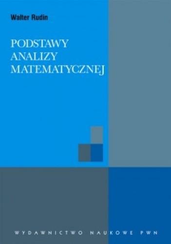 Okładka książki Podstawy analizy matematycznej