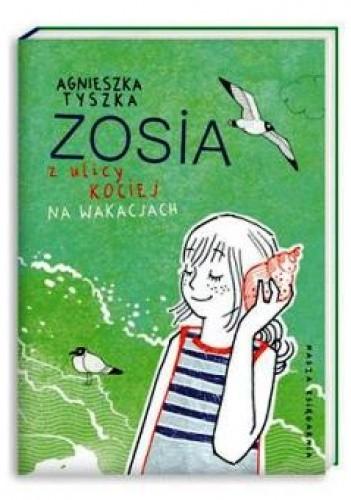 Okładka książki Zosia z ulicy Kociej. Na wakacjach