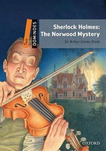 Okładka książki Sherlock Holmes: The Norwood Mystery
