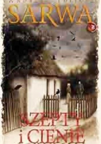 Okładka książki Szepty i cienie
