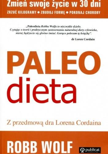 Okładka książki Paleo Dieta