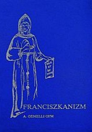 Okładka książki Franciszkanizm