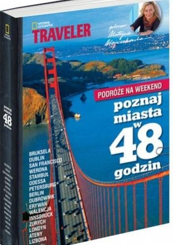Okładka książki Poznaj miasta w 48 godzin 2