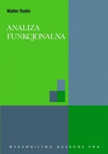 Okładka książki Analiza funkcjonalna
