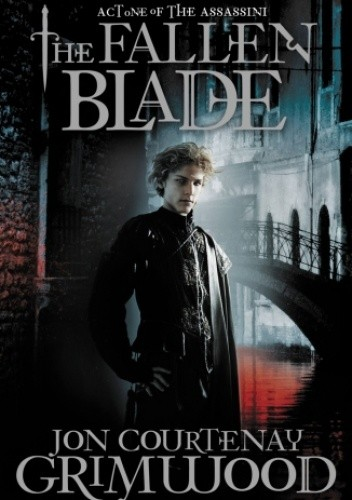 Okładka książki The Fallen Blade