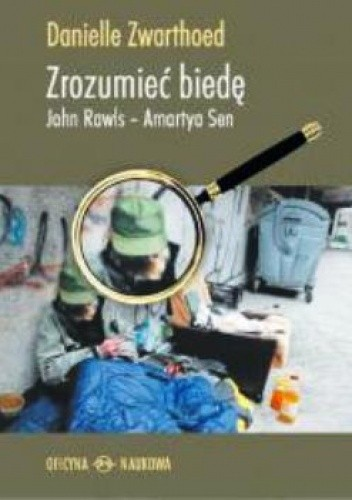 Okładka książki Zrozumieć biedę. John Rawls - Amartya Sen