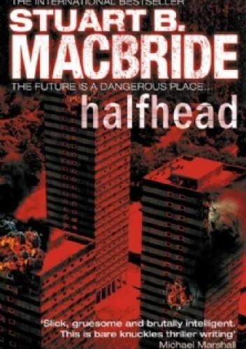 Okładka książki Halfhead