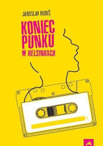 Okładka książki Koniec punku w Helsinkach