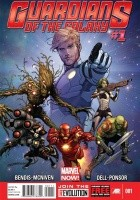 Guardians of the Galaxy Vol 3 #1