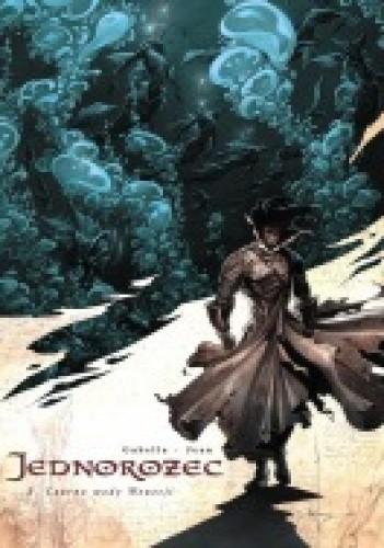 Okładka książki Jednorożec: Czarne wody Wenecji