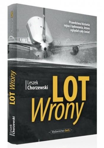 Okładka książki Lot Wrony