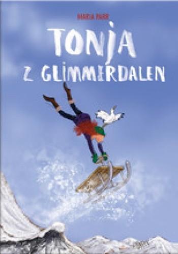 Okładka książki Tonja z Glimmerdalen