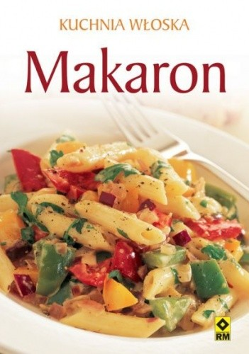 Okładka książki Kuchnia włoska. Makaron