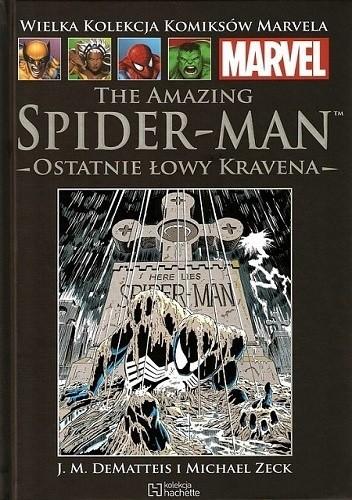 Okładka książki The Amazing Spider-Man: Ostatnie łowy Kravena