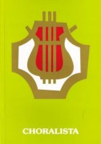 Okładka książki Choralista
