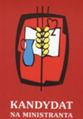 Okładka książki Kandydat na ministranta
