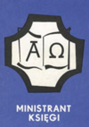 Okładka książki Ministrant księgi