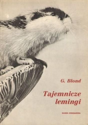 Okładka książki Tajemnicze lemingi i inne opowiadania o zwierzętach