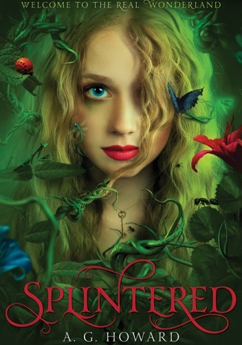 Okładka książki Splintered